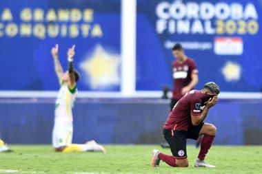 El fútbol, explicado en esta fotografía.
