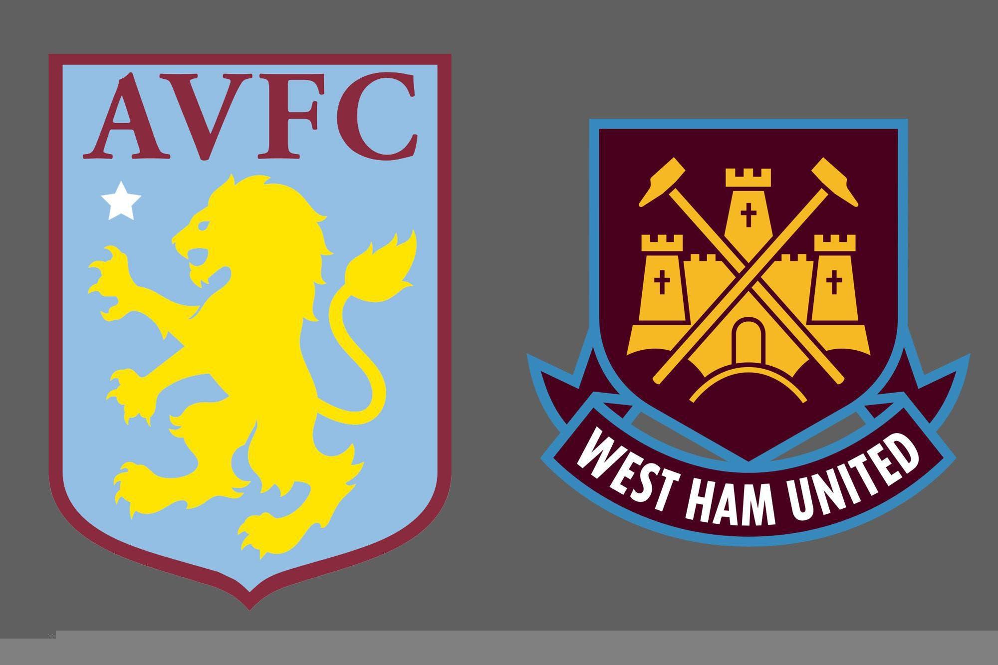 Premier League de Inglaterra: West Ham United venció por 3-1 a Aston Villa como visitante