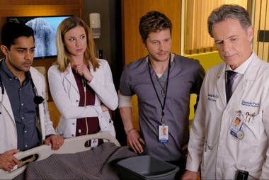 The Resident. Médicos y emergencias por Fox.