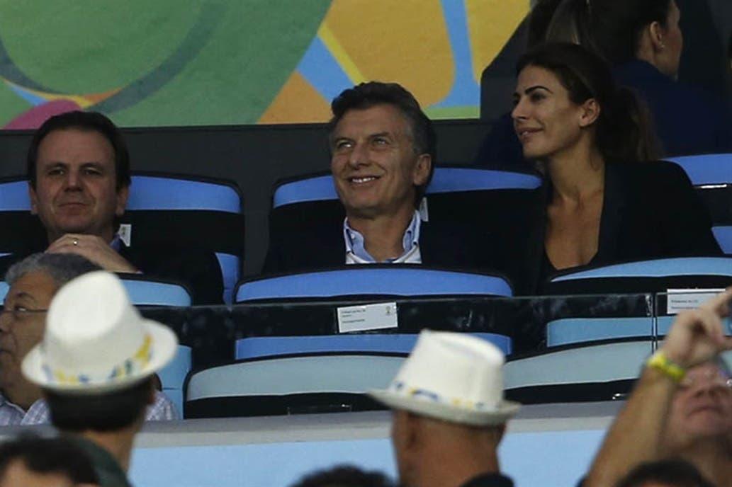 Macri ordenó a los funcionarios que nadie vaya al Mundial