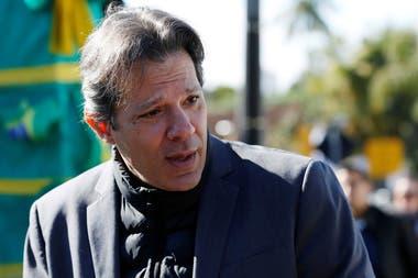 ¿Conseguirá Lula transferir la mayor parte de su gran caudal electoral al designado candidato presidencial alternativo, el exalcalde Haddad?