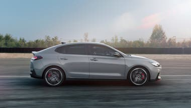 Hyundai i30 Fastback N Performance