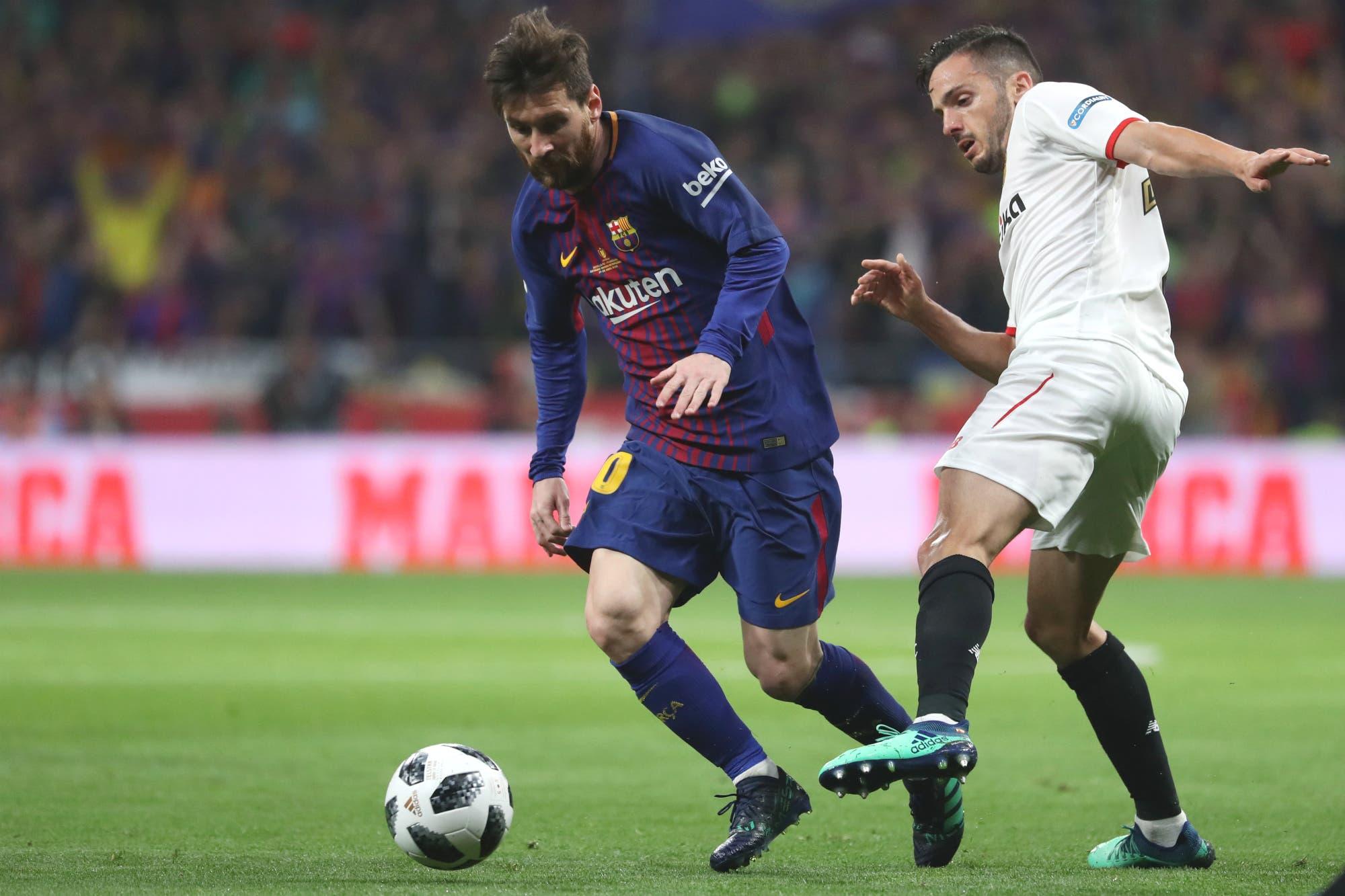 Copa del Rey: Barcelona eludió la sanción y tendrá un duro cruce ante Sevilla