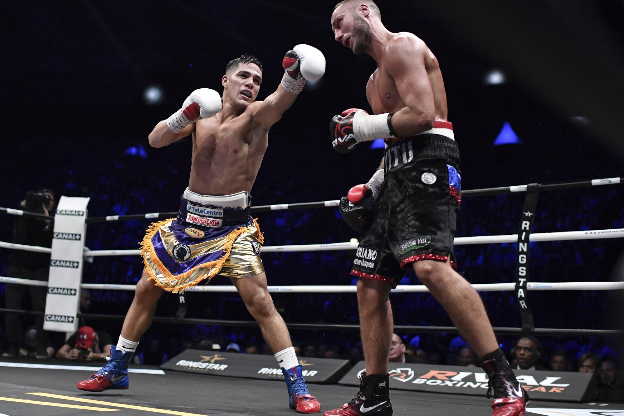 Las claves para ver la defensa del título de Castaño, el único campeón mundial de boxeo que tiene la Argentina en la actualidad