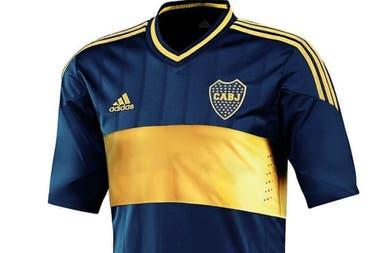 fabricación hábil nueva buena calidad Para mejorar su contrato con la marca que lo viste, Boca ...