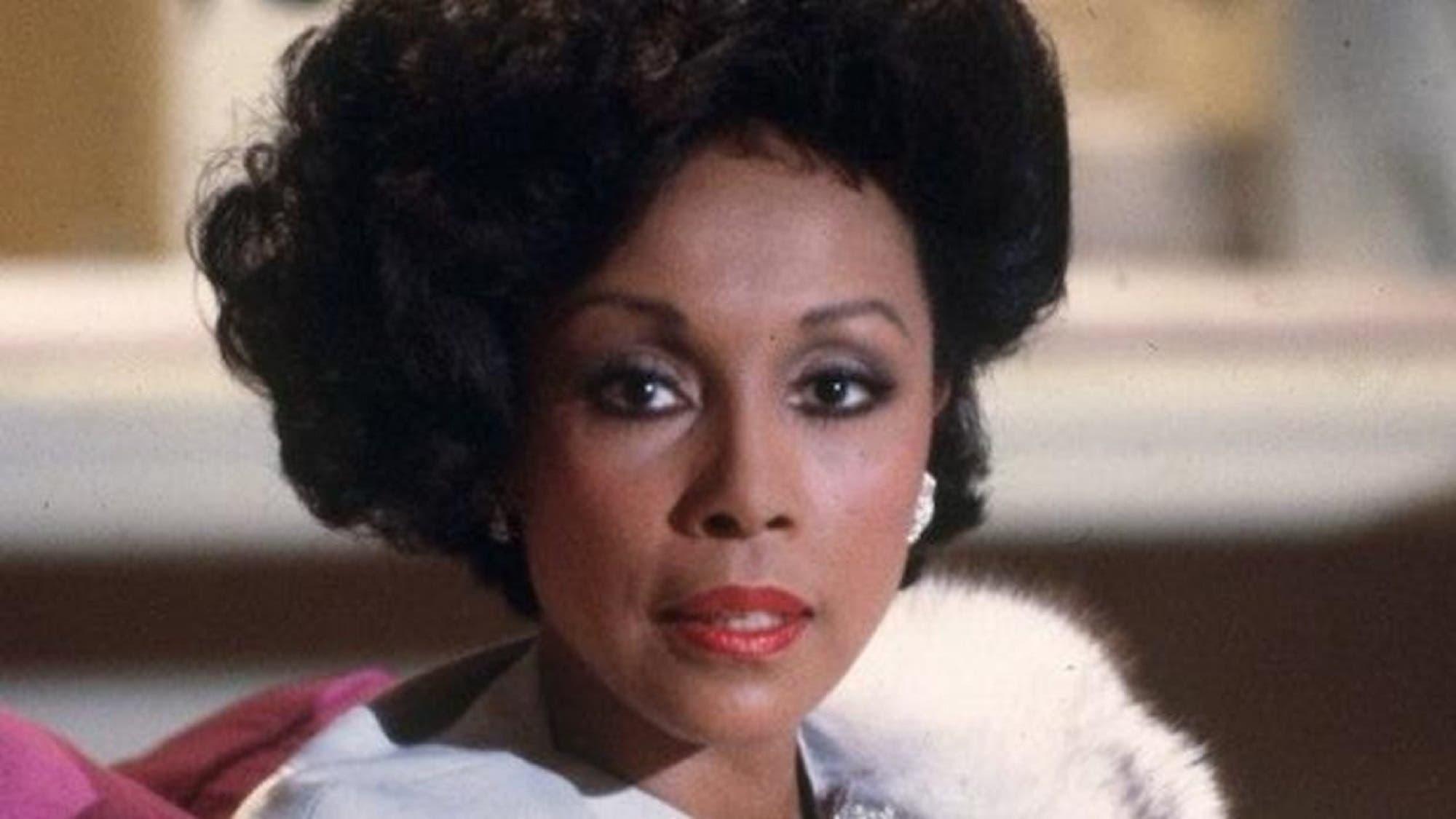 Murió Diahann Carroll, la actriz afroamericana de Dinastía que rompió barreras