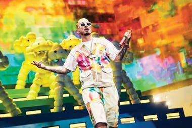 J Balvin, el más nominado de la 21° edición de Latin Grammy Awards