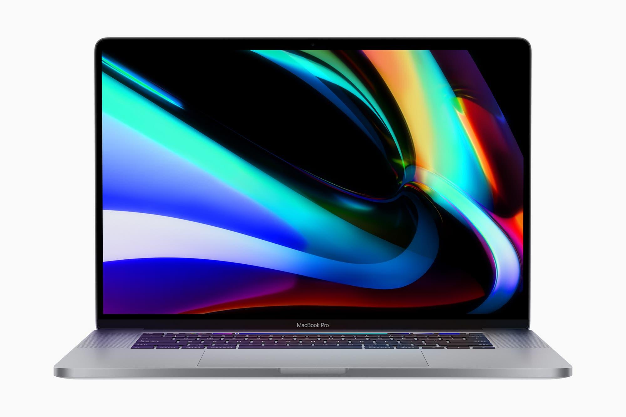 Apple actualiza la MacBook Pro: pantalla de 16 pulgadas, nuevo teclado y hasta 363 mil pesos de precio en la configuración más avanzada