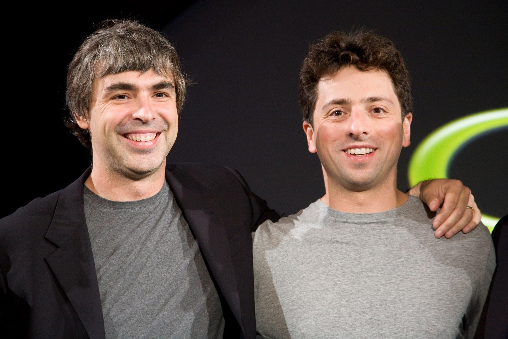 Los fundadores de Google ceden las riendas del grupo Alphabet a Sundar Pichai