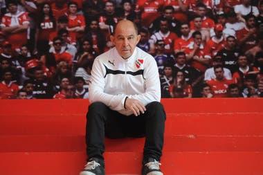 Ricardo Bochini, el máximo ídolo de Independiente, que tendrá el honor que el estadio lleve su nombre