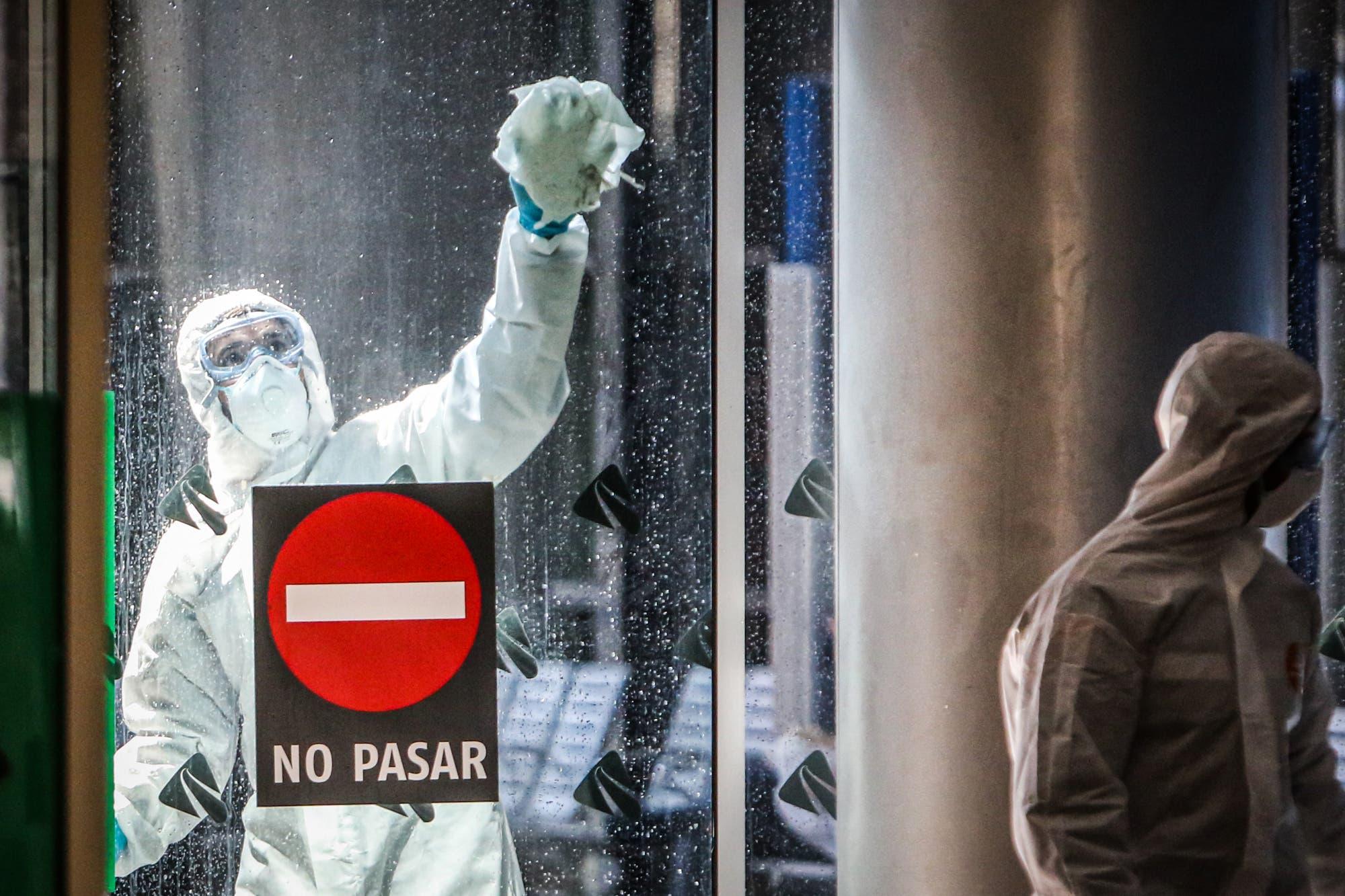 Coronavirus: España registra 655 nuevas muertes y ya son más de 4000 en total