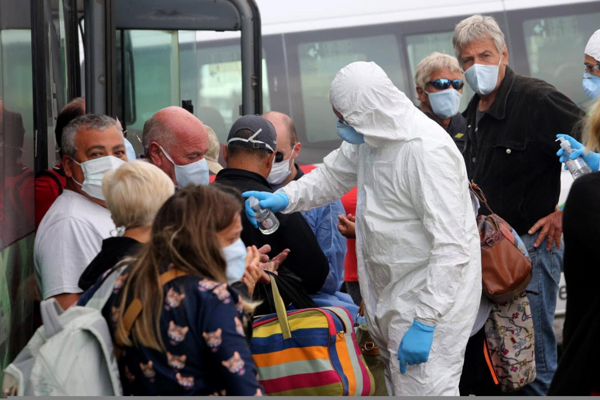 Coronavirus en la Argentina: confirman 32 muertes y 2146 nuevos casos en las últimas 24 horas
