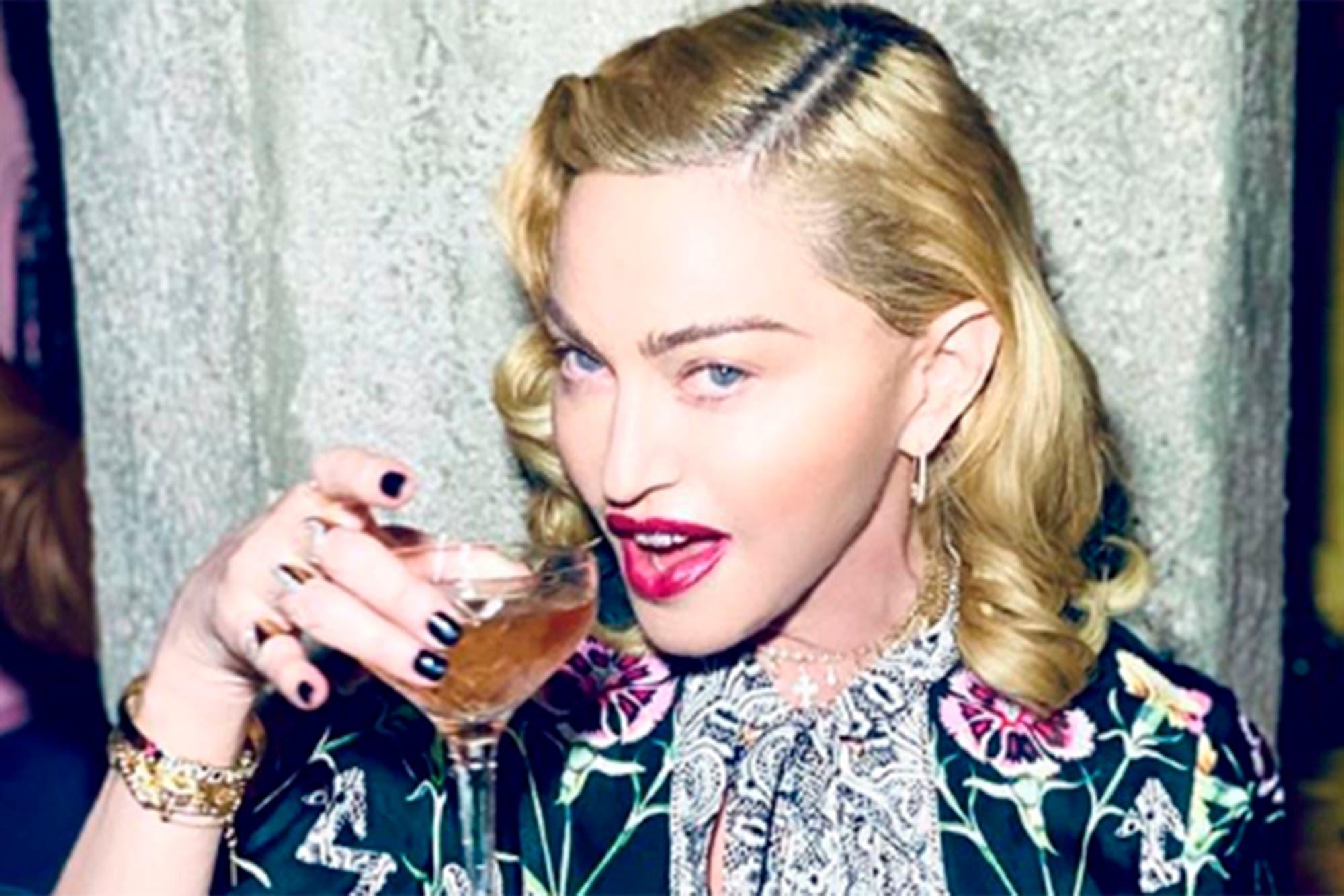 El cumpleaños de Madonna: Jamaica, marihuana, tragos y música