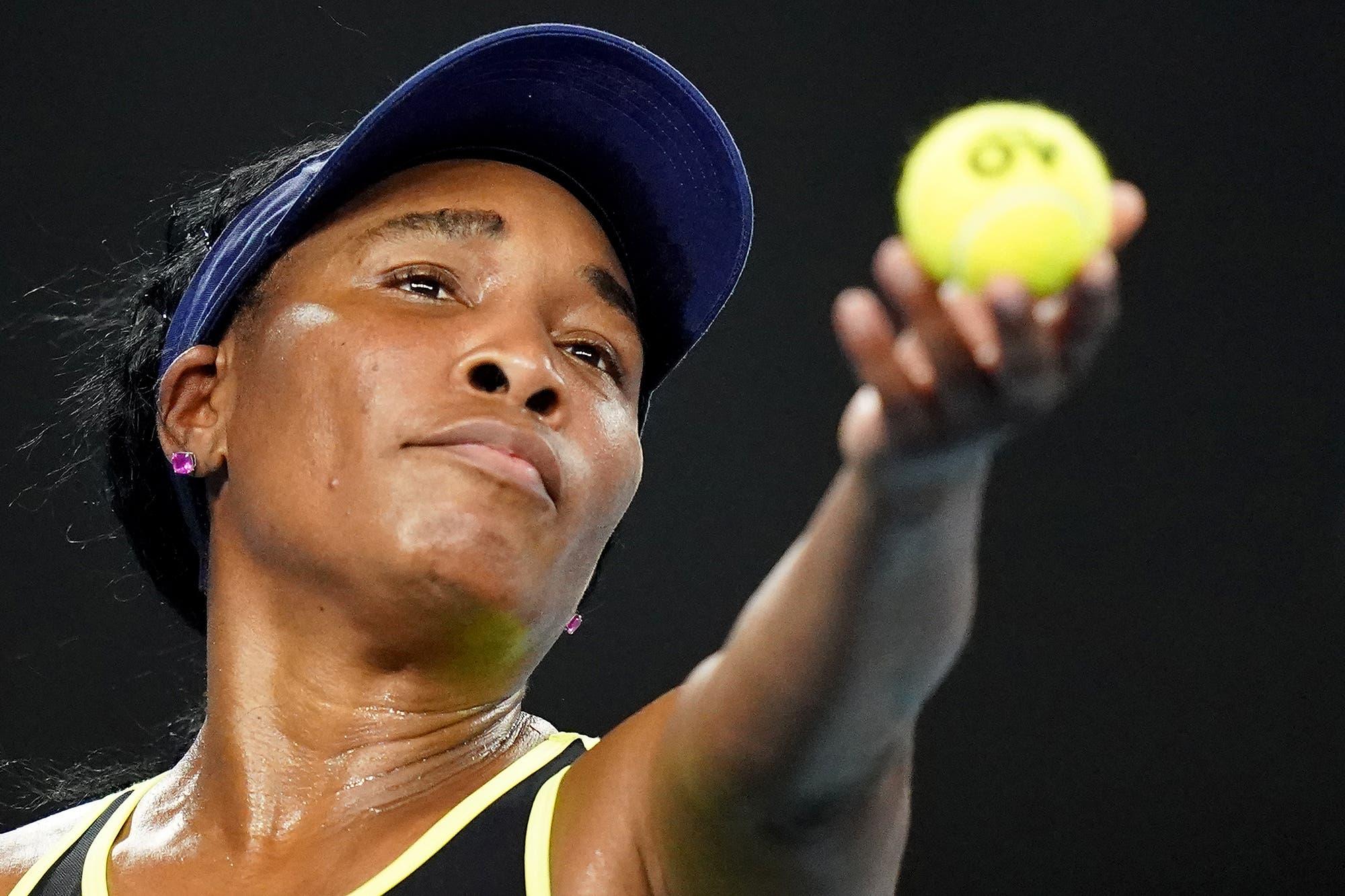 """El fuerte alegato de Venus Williams: """"Esto sólo araña la superficie de la horrible cara del racismo"""""""