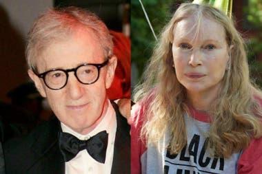 Woody Allen y Mia Farrow: del matrimonio al espanto