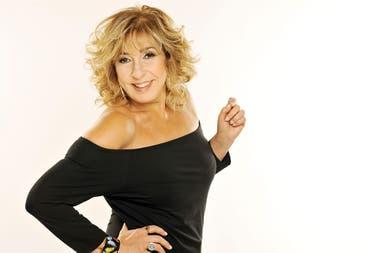 Georgina Barbarossa vuelve a cantar