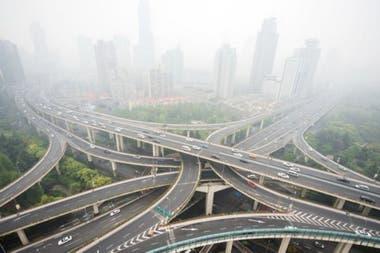 Muchas de las principales ciudades de China tiene problemas de contaminación