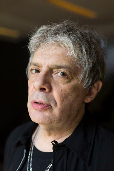 """De adolescente Juanse """"hablaba"""" en su interior con Andrew Loog Oldham, el primer productor de los Rolling Stones; con los años tuvo la suerte de conocerlo, trabajar con él e iniciar una amistad"""