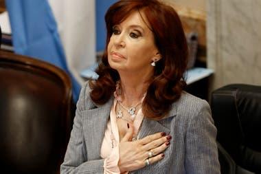"""La vicepresidenta dijo que hubo """"aciertos y desaciertos"""" en la gestión de Alberto Fernández"""