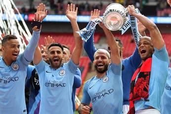 Guardiola es récord en Inglaterra, pero Manchester City peligra en la próxima Champions League
