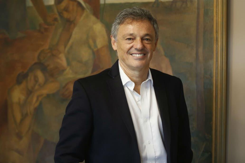 El ministro Francisco Cabrera