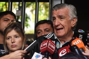 José Luis Gioja comparó la resolución judicial con la condena al expresidente de Brasil Lula da Silva