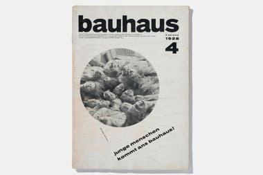 En 1926 comenzó a publicarse la revista sobre las nuevas tendencias del modernismo