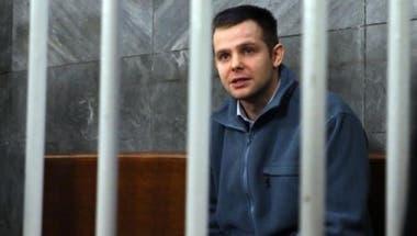 Herba recibió una condena de 16 años y nueve meses en Italia.