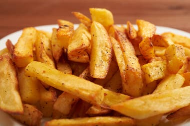diabetes y papas fritas
