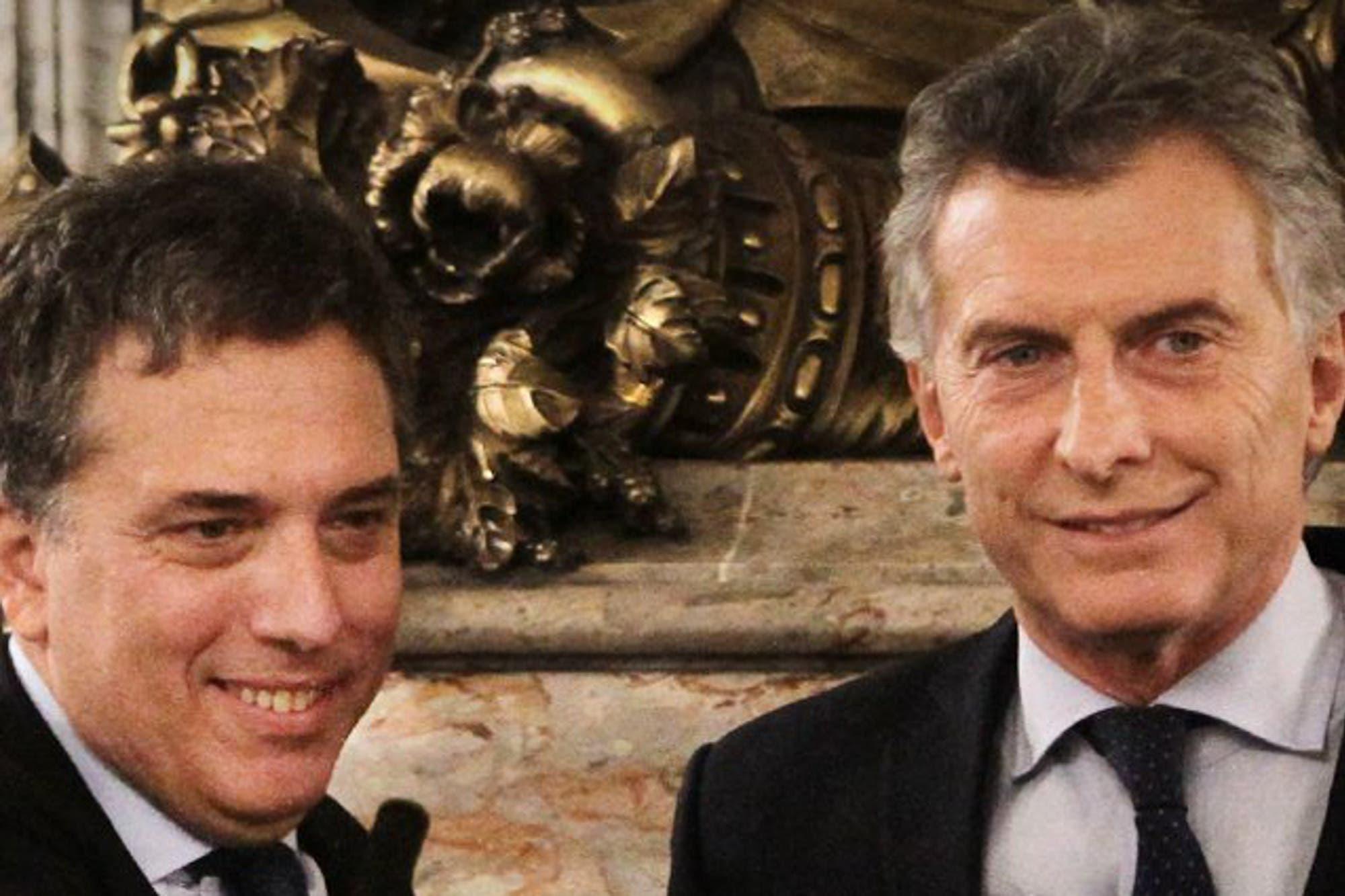Según una encuesta con inversionistas, hay un 57% de probabilidades de que Mauricio Macri sea reelegido