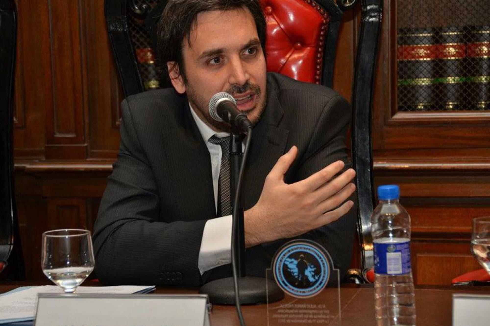 Ramos Padilla, primero en la lista para ocupar el juzgado electoral de La Plata