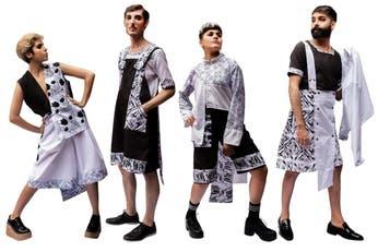 Género y moda. Surgen nuevas propuestas para quienes estudian diseño