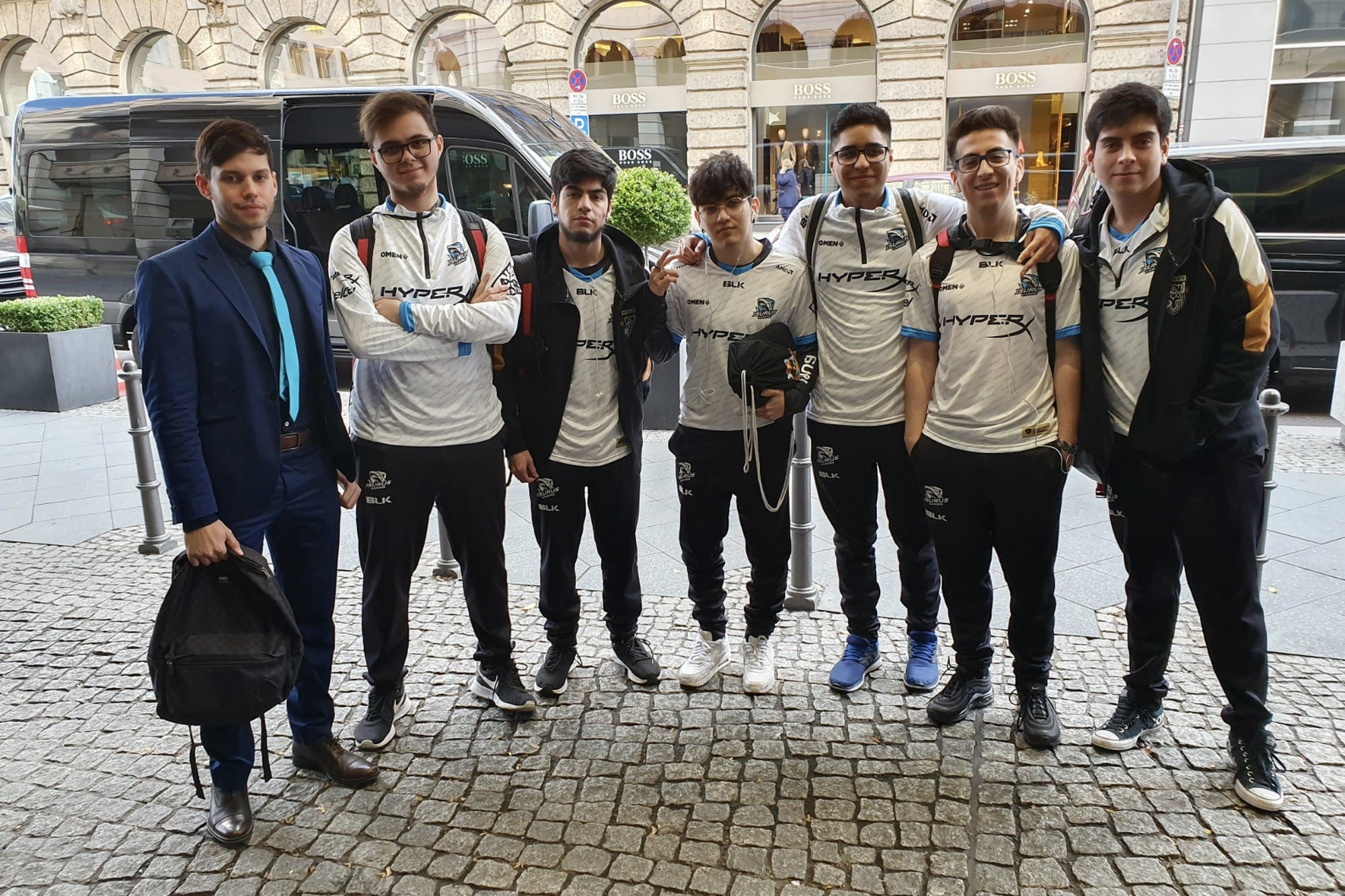 League of Legends: Isurus debutó en el mundial con un triunfo y una derrota y sigue con chances