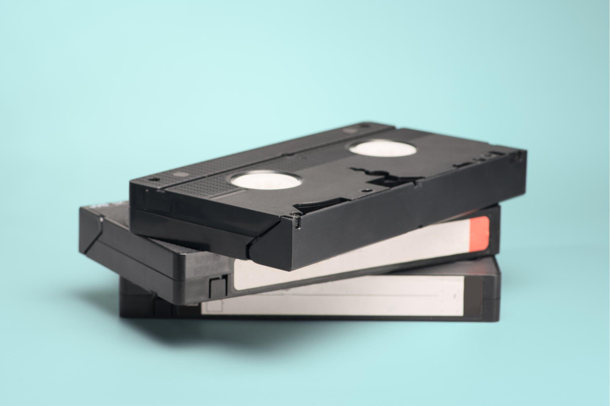 El fin de miles de recuerdos: las cintas VHS están muriendo