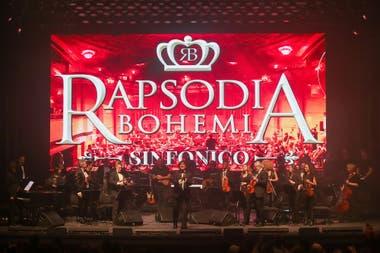 Resultado de imagen para Rapsodia Bohemia Sinfónico, de Ángel Mahler