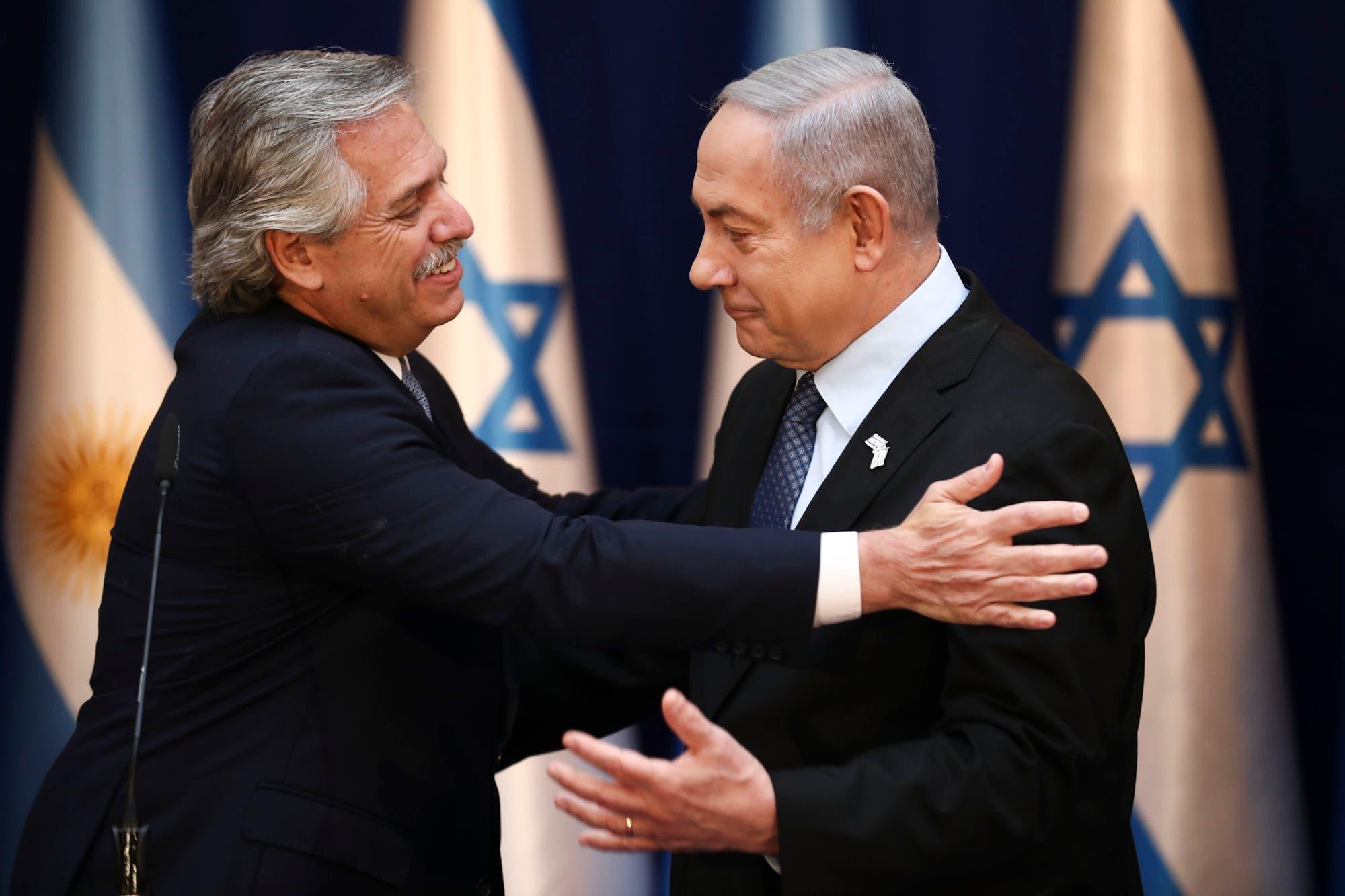AMIA, Nisman, Hezbollah y el conflicto entre Israel y Palestina: las definiciones de Fernández en su primer viaje