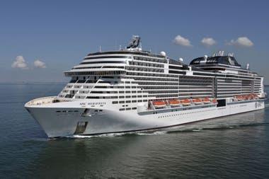 Sólo en aguas de EEUU hay unos 90 cruceros con 60.000 tripulantes a bordo