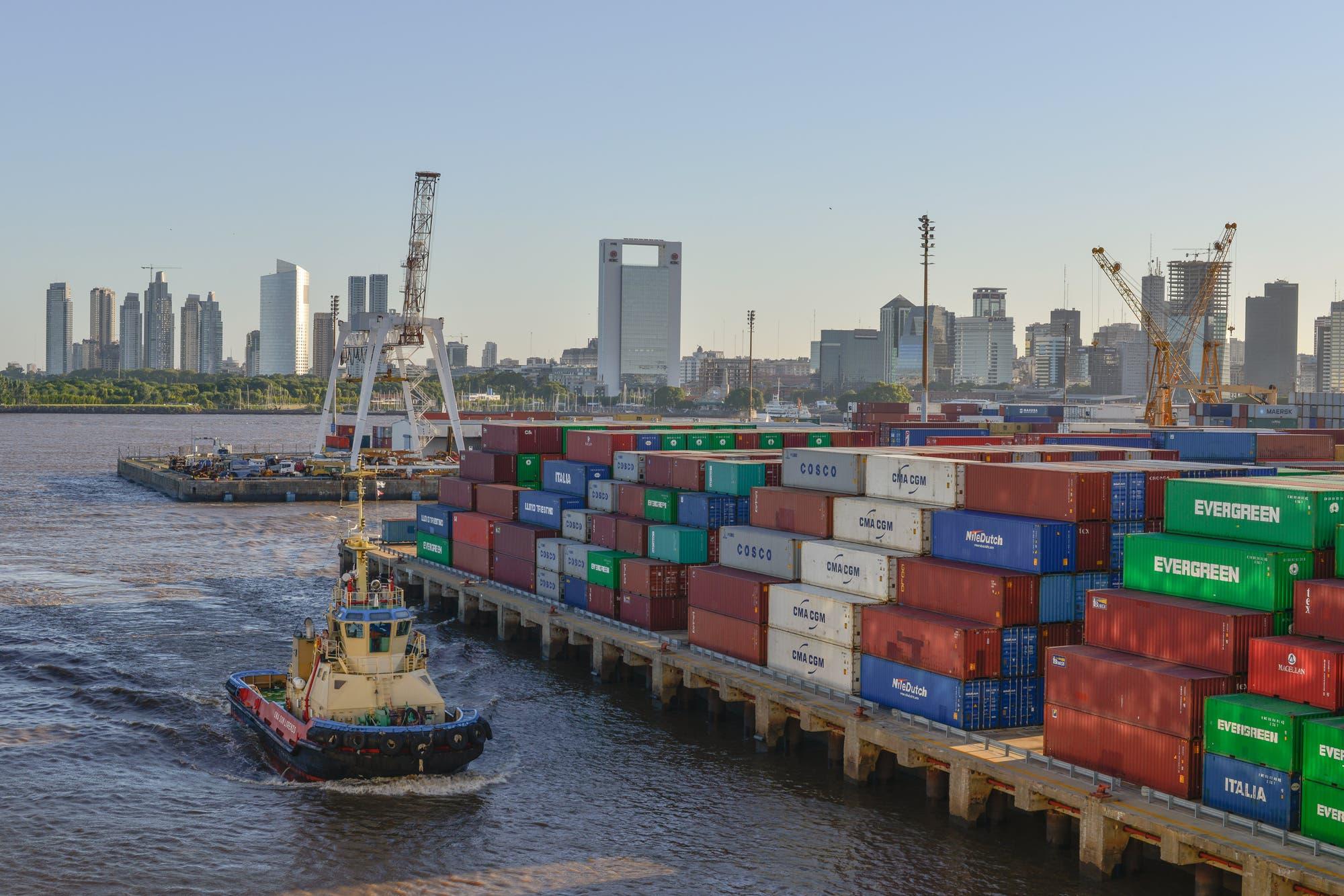 Se desplomó el comercio con Brasil