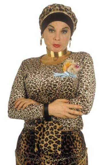 Mariana Briski interpretó a múltiples personajes tanto en la televisión como en el teatro y en la radio
