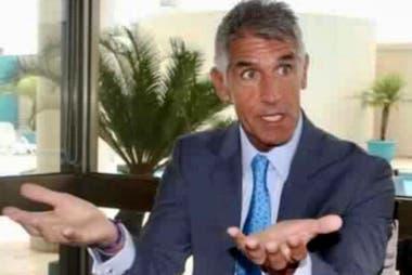 El abogado Martín Leguizamón llevó adelante el reclamo de Natalia Denegri contra Google.