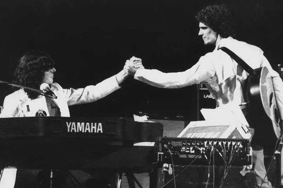 A 40 años de los shows en Obras que unieron a Serú Girán y Spinetta Jade