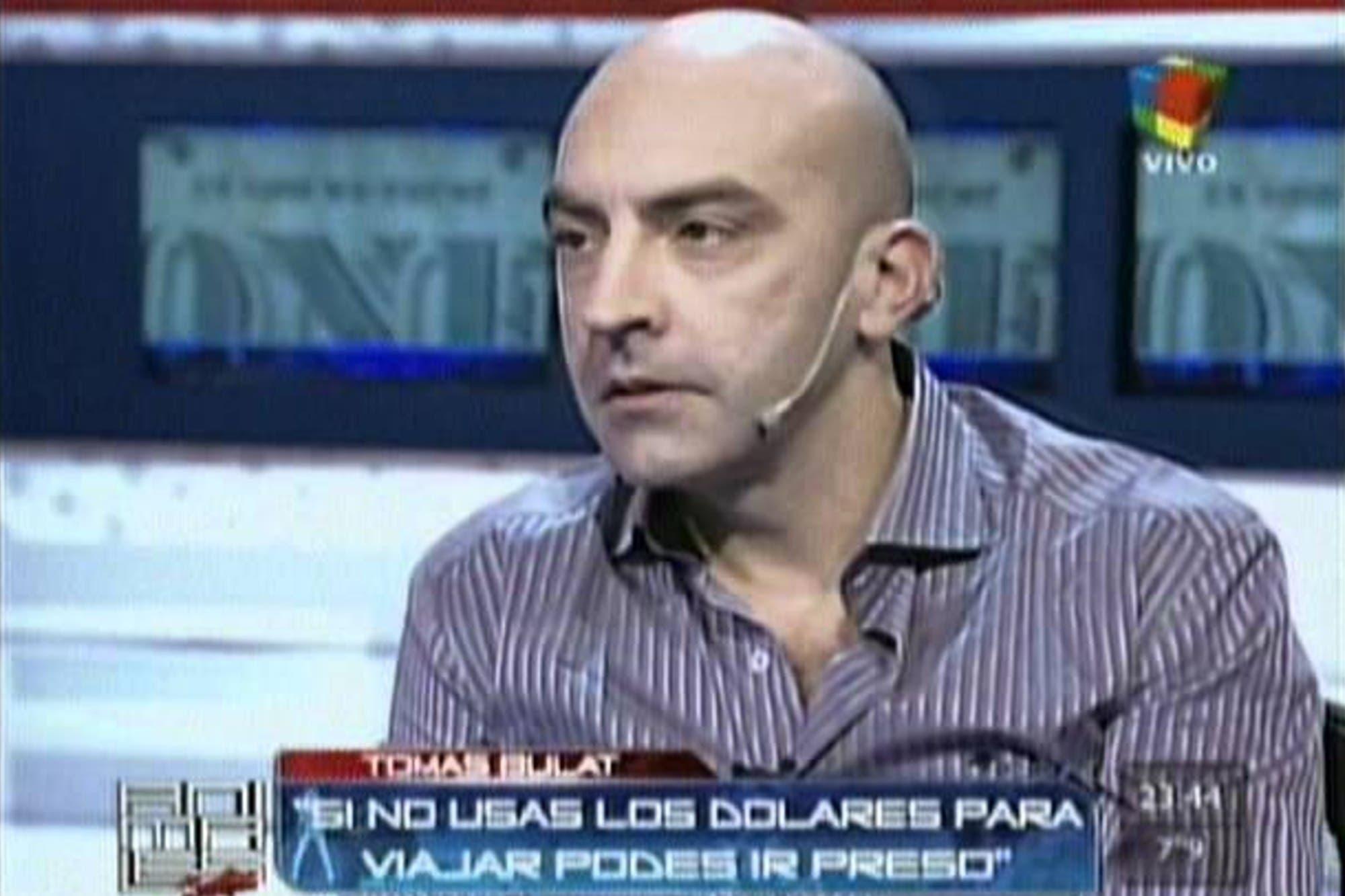 """Dólar: la """"clase magistral"""" que dio Tomás Bulat en 2012 y que todavía sigue vigente"""