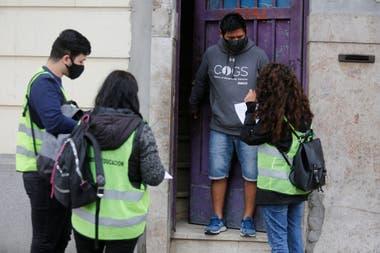 Recorrida por los chicos porteños que no fueron a la escuela en la pandemia