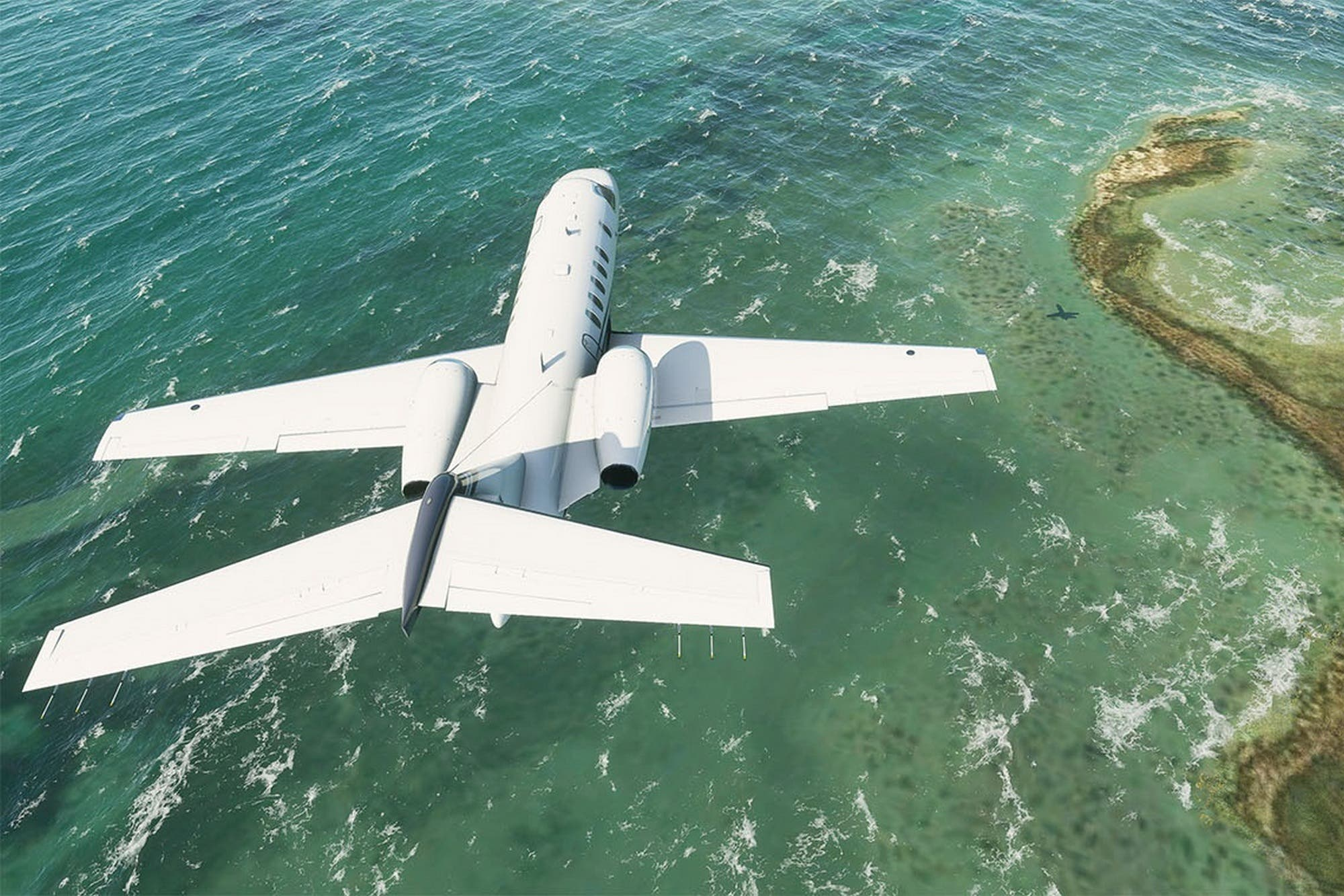 Microsoft Flight Simulator se podrá jugar con un visor de realidad virtual