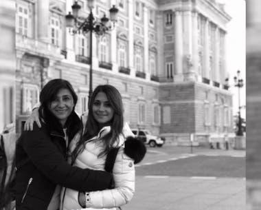 La foto que Antonela Roccuzzo compartió con su mamá en su día.