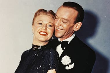 Ginger Rogers y Fred Astaire