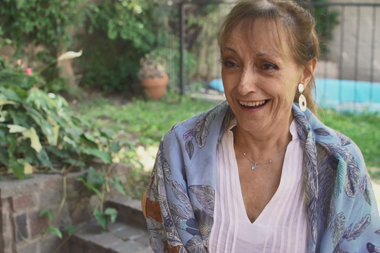 Mónica Villa (Susana en la película) recuerda las semanas de rodaje en la casa de Versalles.