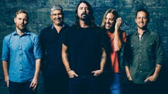 Foo Fighters tiene nuevo disco: Concrete and Gold