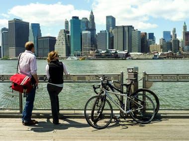 Como conocer gente en new york