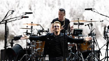 U2, en la gira aniversario de The Joshua Tree